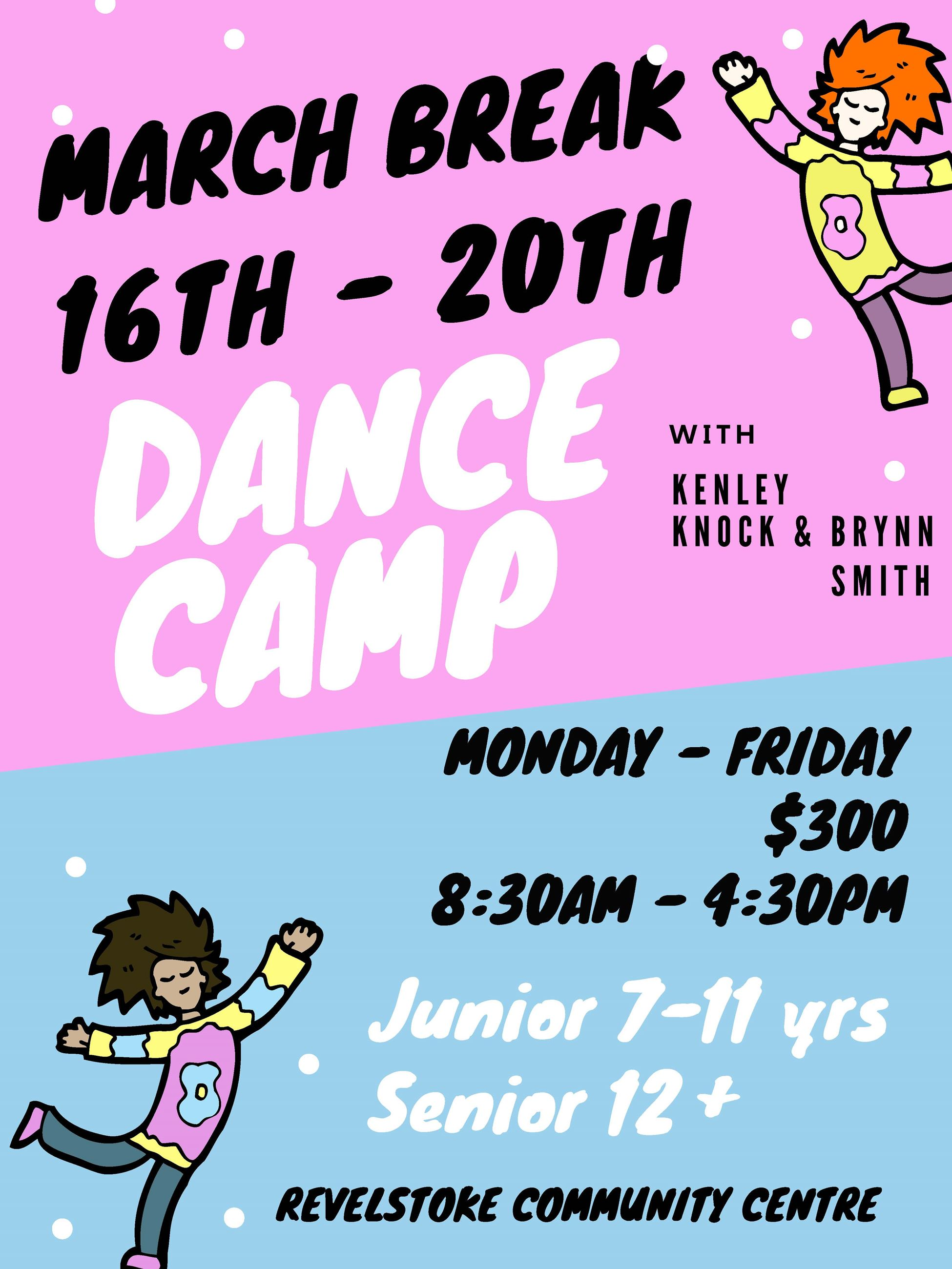 Kenley March Break Camp