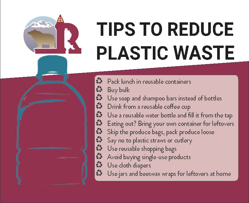 Tips to Reduce Plastic Waste