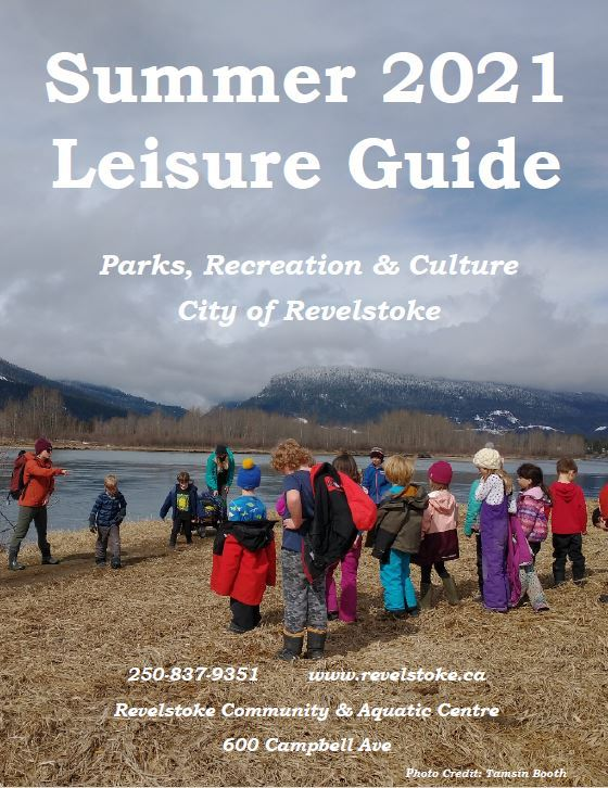 Summer 2021 - Leisure Guide Opens in new window